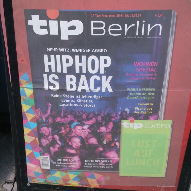 HipHop is back_tip