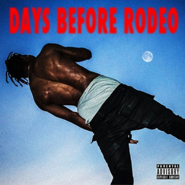 Travis Scott_Days Before Rodeo