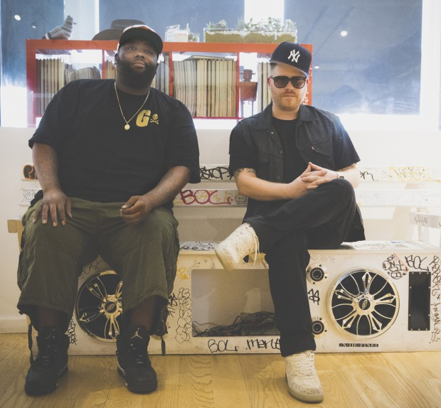 Run The Jewels / El-P / Killer Mike