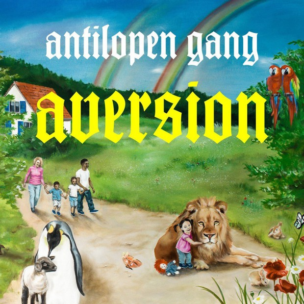 Antilopen Gang_Aversion